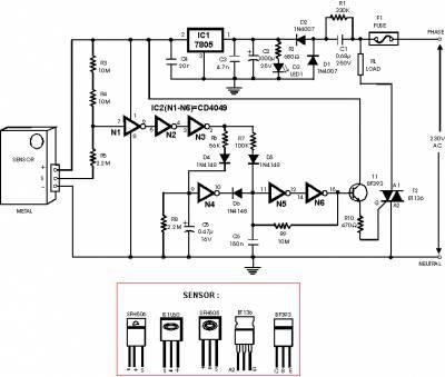 электрические схемы для начинающих электриков