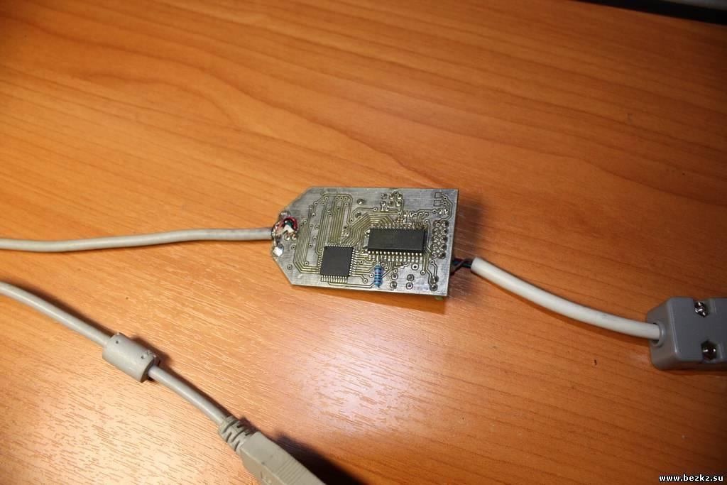 Адаптер USB CAN BUS