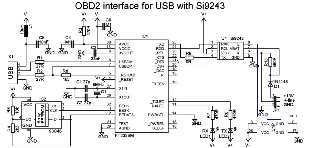 Переходник USB RS232 DB9 COM